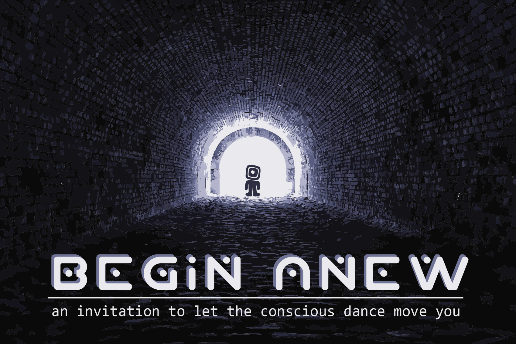 Begin Anew – Dance Awake with Brian.