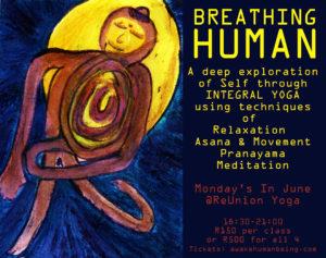 Breathing Human Yoga Class